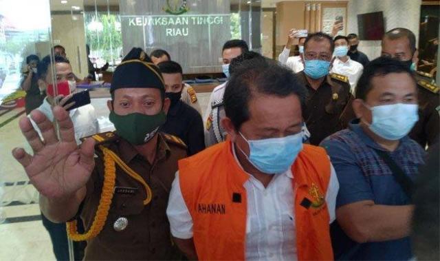 Sekda Riau Yan Prana Sudah Tersangka, Kini Jaksa Bidik Dugaan Korupsi Bansos Siak
