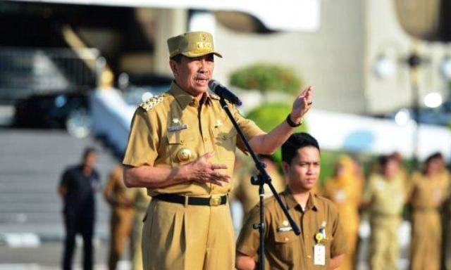 Gubernur Riau: ASN yang Tak Hadir Apel Perdana Pasca Cuti Lebaran Akan Dilaporkan ke BKN