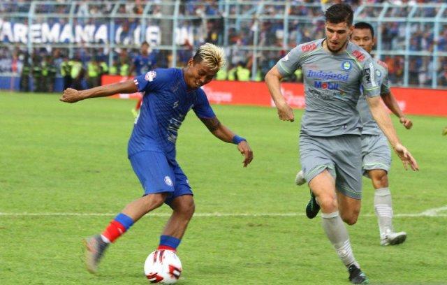 Nick Kuipers Kagum Sambutan Pendukung Persib Bandung