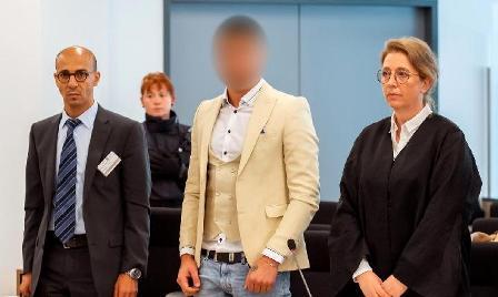 Pencari Suaka di Jerman Divonis 9 Tahun Penjara Karena Diduga Membunuh