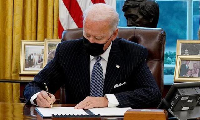 Pemangkasan Anggaran Oleh Trump USD 27,4 Miliar di Batalkan Joe Biden