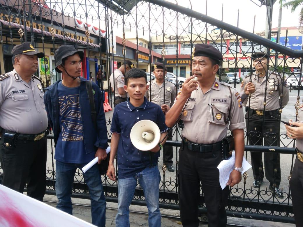 TIMUR Desak Polda Riau Usut Tuntas Kasus Terorisme di Kampus Unri