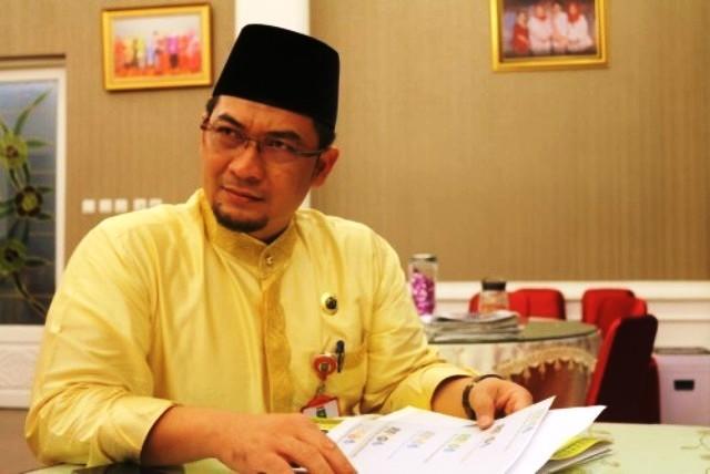 Gubernur Instruksikan Agar Amankan Aset Riau