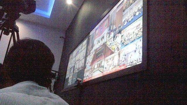 Terkait Pemilu 2019, Gubri dan Forkompinda Video Comference Sama Kemendagri