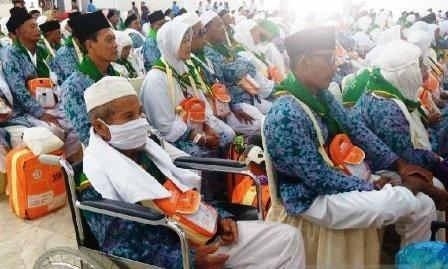 Seorang Jamaah Haji Kloter 2 Debarkasi Medan Masih Dirawat di Mekkah