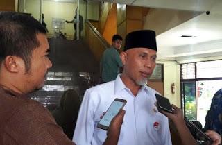 Walikota Padang Mahyeldi : Gedung Bundar Sawahan Sudah Tak Memadai