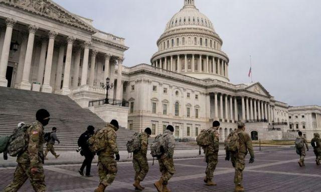 Jelang Pelantikan Joe Biden Situasi Tegang, 50 Negara Bagian AS Waspada Penuh