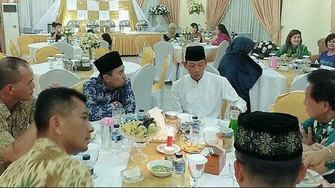 Gubernur Riau dan Wakilnya Open House,  Digelar Hingga Jum'at