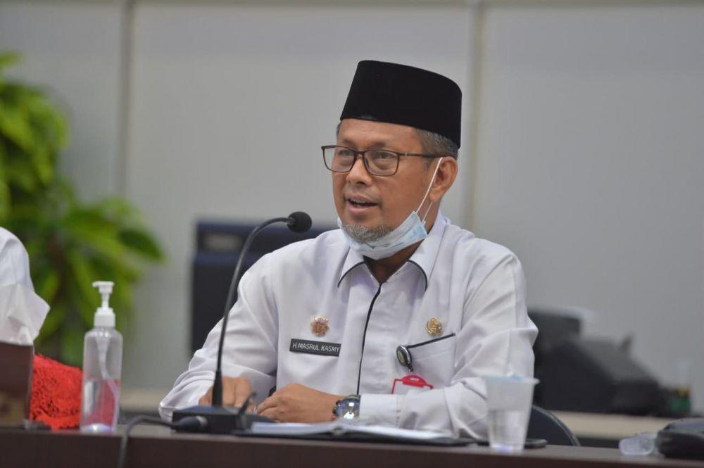 BPK Provinsi Riau Pemeriksaan LKPD Provinsi Riau TA 2020