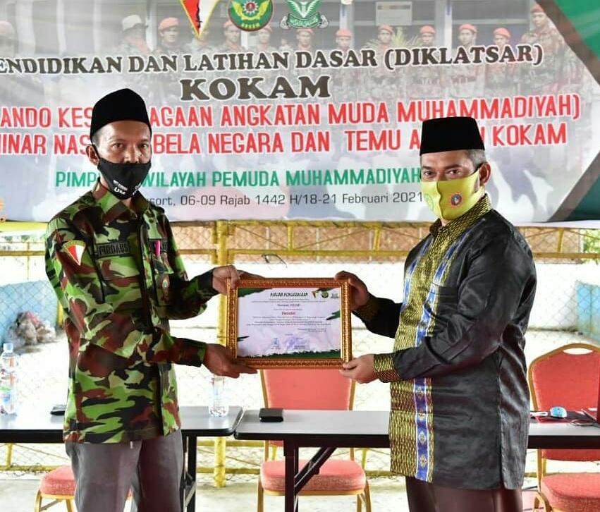 Ketua DPRD Hamdani Ajak Pemuda Muhammadiyah Tiru Muhammad Al-Fatih Penakluk Konstantinopel