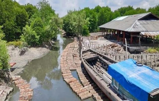 PUPR Dukung Pembangunan Infrastruktur Dikawasan Produksi Sagu di Riau