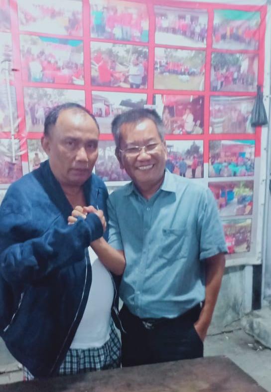 DPD AJOI Riau Diskusi Potensi Pertanian Daerah Bersama Anggota DPR RI Effendi Sianipar