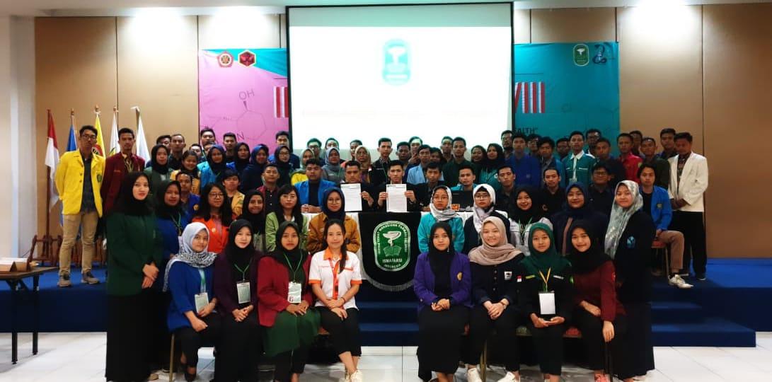 BEM STIFAR Riau terpilih sebagai pemenang tender PIMFI 2021 dan (RTT)ISMAFARSI