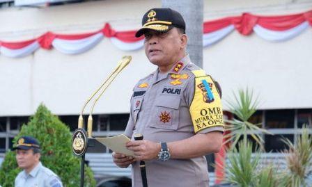 Amanat Kapolda Riau: Pedomani SOP dan Hindari Tindakan Pungli