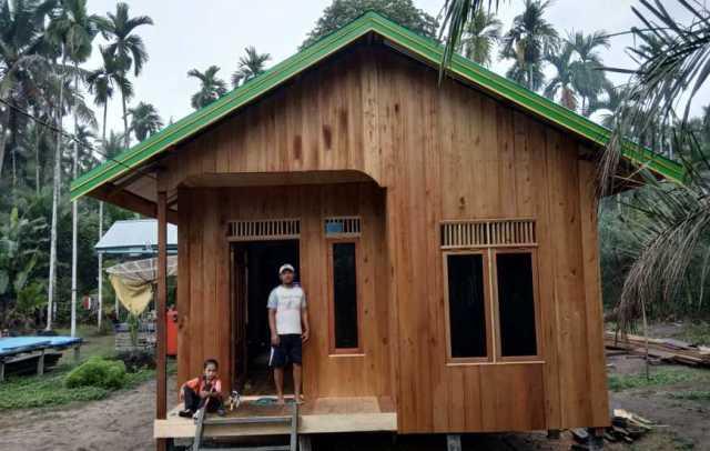 Kementerian PUPR Bantu 630 Unit Rumah BSPS di Batang Hari-Jambi
