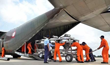 BPPT Siapkan 20 ton Garam Untuk Operasi Hujan Buatan di Riau dan Jambi