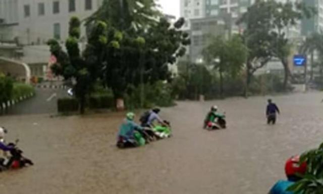 Gembong: Anies Baswedan Lamban Cegah Banjir Jakarta