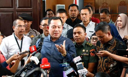 Pengacara: Kivlan Zen Harus Berutang Nasi Padang se-Jakarta