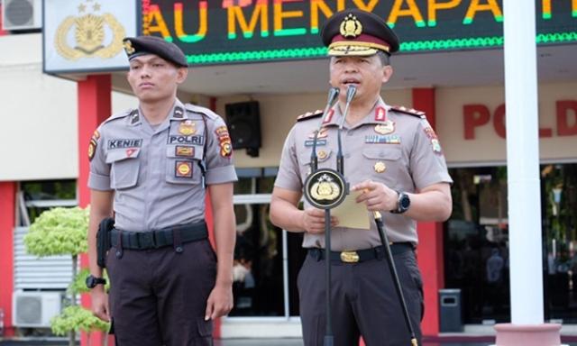 Polda Padamkan 10 Titik Hotspot di Empat Kabupaten di Provinsi Riau
