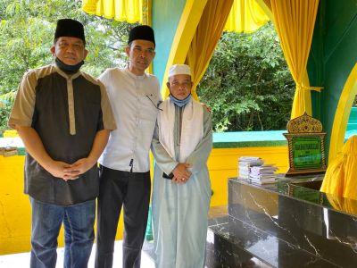 Bersama Zuriat Raja, UAS Ziarah ke Pulau Penyengat