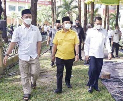DPRD Provinsi Riau Kurban 20 Ekor Sapi di Idul Adha 1442 Hijiriah