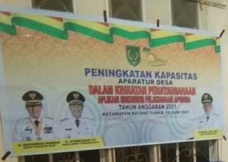 FM Batang Tuaka Gelar Bimtek DMIJ Plus Terintegrasi