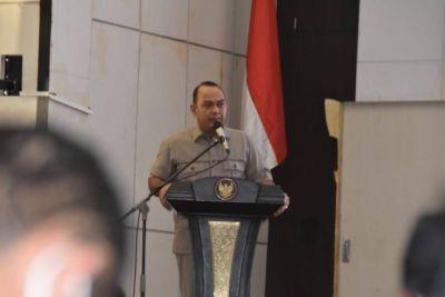Hadiri Musrenbang RKPD, Ketua DPRD Kampar: Hasil reses Dimasukan ke SIPD Untuk Mayarakat