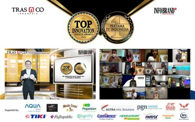 Inovasi Antarkan Brand Raih Top Innovation Choice Award 2021 Pertama di Indonesia