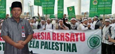 Kecam Tindakan Israel ke Palestina, Ketua LDII Riau: Kemerdekaan Adalah Hak Segala Bangsa