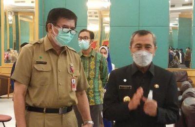 Milad HUT Ke-45 RSUD Arifin Ahmad, Menuju RS Layanan Berkualitas Di Indonesia
