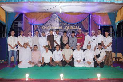 Pemuda Pemudi RWPK Bersama Pengurus Masjid Al-hidayah Sukses Gelar Khatam Al-Quran dan Pawai Takbir