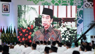 Presiden Jokowi Buka Munas IX LDII, Ajak Suarakan toleransi dan Moderasi dalam Beragama