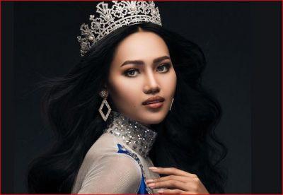 Tangis Pilu Han Lay Sang Ratu Kecantikan untuk Myanmar, Disini Siapa Pun Bisa Mati kapan Saja