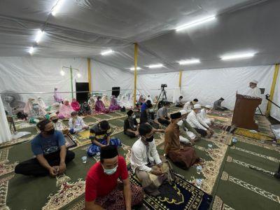Terganggu Dengan Tenda Tempat Ibadah, Pengacara Ini Somasi Ketua Panitia Pembangunan Masjid