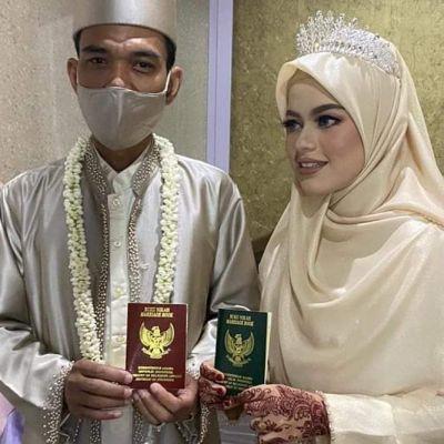 UAS Sunting Gadis Asal Jombang, Saksi Nikah Pimpinan Pondok Pesantren Darussalam Gontor