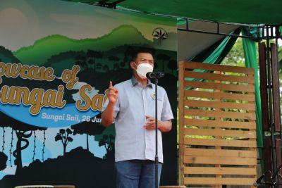 Walikota Pekanbaru Ajak Lestarikan Sungai